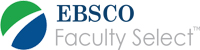 EBSCO Faculty Selectl